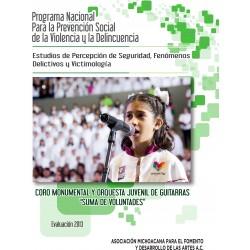Coro Monumental y Orquesta...