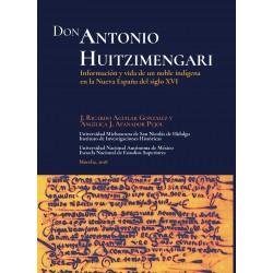 Don Antonio Huitzimengari....